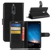 GSMWise Huawei Mate 10 Lite Hoesje - Wallet Case - Zwart