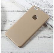 GSMWise Huawei P10 Lite Hoesje - Harde Back Case - Goud