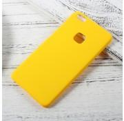 GSMWise Huawei P10 Lite Hoesje - Harde Back Case - Geel