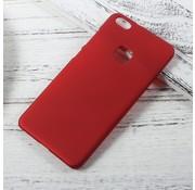 GSMWise Huawei P10 Lite Hoesje - Harde Back Case - Rood