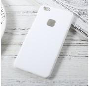 GSMWise Huawei P10 Lite Hoesje - Harde Back Case - Wit