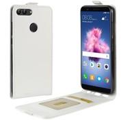 GSMWise Huawei P Smart (2018) Hoesje - Flip Case - Wit