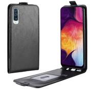 GSMWise Samsung Galaxy A50 Hoesje - Flip Case - Zwart
