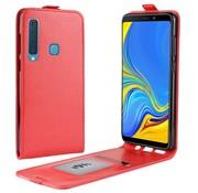 GSMWise Samsung Galaxy A9 (2018) Hoesje - Flip Case - Rood
