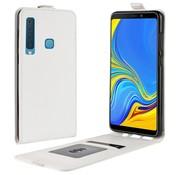 GSMWise Samsung Galaxy A9 (2018) Hoesje - Flip Case - Wit