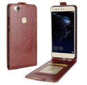 GSMWise Huawei P10 Lite Hoesje - Flip Case - Bruin