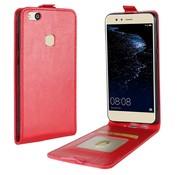 GSMWise Huawei P10 Lite Hoesje - Flip Case - Rood