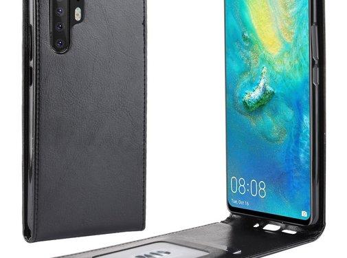 GSMWise Huawei P30 Pro Hoesje - Flip Case - Zwart