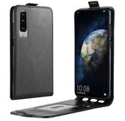 GSMWise Huawei P30 Hoesje - Flip Case - Zwart