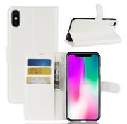 GSMWise Apple iPhone XR Hoesje - Wallet Case - Wit