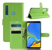 GSMWise Samsung Galaxy A9 (2018) Hoesje - Wallet Case - Groen