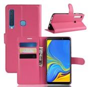 GSMWise Samsung Galaxy A9 (2018) Hoesje - Wallet Case - Roze
