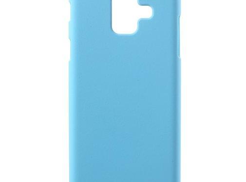 GSMWise Samsung Galaxy A6 (2018) Hoesje - Harde Back Case - Blauw