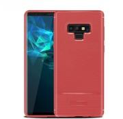 GSMWise Samsung Galaxy Note 9 Hoesje - Geborsteld Flexibele TPU Back Case - Rood