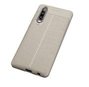 GSMWise Huawei P30 Hoesje - Zachte TPU Back Case - Grijs