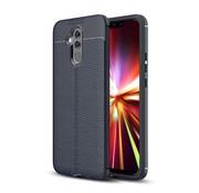 GSMWise Huawei Mate 20 Lite Hoesje - Zachte TPU Back Case - Blauw