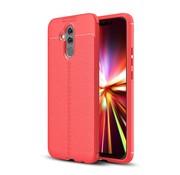 GSMWise Huawei Mate 20 Lite Hoesje - Zachte TPU Back Case - Rood