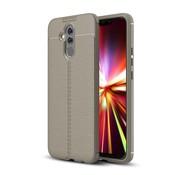 GSMWise Huawei Mate 20 Lite Hoesje - Zachte TPU Back Case - Grijs