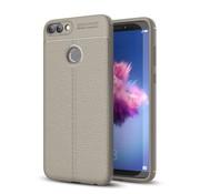 GSMWise Huawei P Smart (2018) Hoesje - Zachte TPU Back Case - Grijs