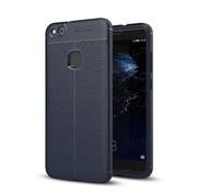 GSMWise Huawei P10 Lite Hoesje - Zachte TPU Back Case - Blauw