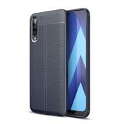 GSMWise Samsung Galaxy A50 Hoesje - Zachte TPU Back Case - Blauw