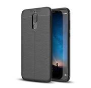 GSMWise Huawei Mate 10 Lite Hoesje - Zachte TPU Back Case - Zwart
