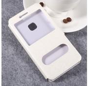 GSMWise Huawei P10 Lite Hoesje - Window View Book Case - Wit