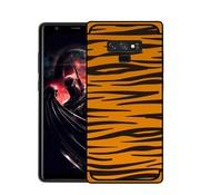 GSMWise Samsung Galaxy Note 9 Hoesje - Zachte TPU Backcase Zebra strepen - Bruin