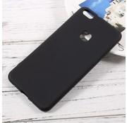 GSMWise Huawei P10 Lite Hoesje - Zachte Anti-slip TPU Back Case - Zwart