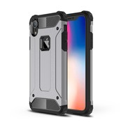 GSMWise Apple iPhone XR Hoesje - Extreme Back Case - Grijs
