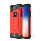 GSMWise Apple iPhone XR Hoesje - Extreme Back Case - Rood
