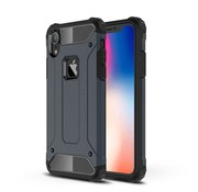 GSMWise Apple iPhone XR Hoesje - Extreme Back Case - Blauw