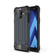 GSMWise Samsung Galaxy A6 (2018) Hoesje - Extreme Back Case - Blauw