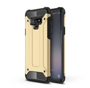 GSMWise Samsung Galaxy Note 9 Hoesje - Extreme Back Case - Goud