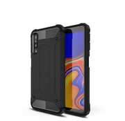 GSMWise Samsung Galaxy A7 (2018) Hoesje - Extreme Back Case - Zwart