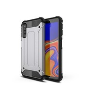 GSMWise Samsung Galaxy A7 (2018) Hoesje - Extreme Back Case - Grijs