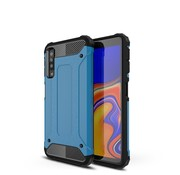 GSMWise Samsung Galaxy A7 (2018) Hoesje - Extreme Back Case - Blauw