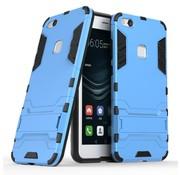 GSMWise Huawei P10 Lite Hoesje - Hybride Hard Case met standaard - Blauw