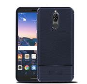 GSMWise Huawei Mate 10 Lite Hoesje - Geborsteld Flexibele TPU Back Case - Blauw