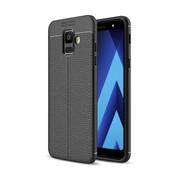 GSMWise Samsung Galaxy A6 (2018) Hoesje - Zachte TPU Back Case - Zwart