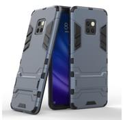 GSMWise Huawei Mate 20 Pro Hoesje - Hybride Hard Case met standaard - Blauw