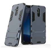 GSMWise Huawei Mate 20 Lite Hoesje - Hybride Hard Case met standaard - Blauw