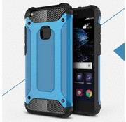 GSMWise Huawei P10 Lite Hoesje - Extreme Back Case - Blauw