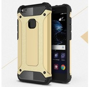 GSMWise Huawei P10 Lite Hoesje - Extreme Back Case - Goud