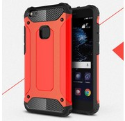 GSMWise Huawei P10 Lite Hoesje - Extreme Back Case - Rood