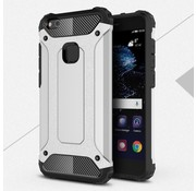 GSMWise Huawei P10 Lite Hoesje - Extreme Back Case - Zilver