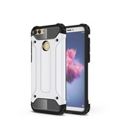 GSMWise Huawei P Smart (2018) Hoesje - Extreme Back Case - Wit
