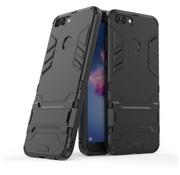 GSMWise Huawei P Smart (2018) Hoesje - Hybride Hard Case met standaard - Zwart