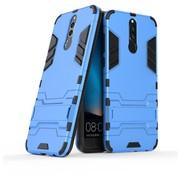 GSMWise Huawei Mate 10 Lite Hoesje - Hybride Hard Case met standaard - Blauw