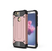GSMWise Huawei P Smart (2018) Hoesje - Extreme Back Case - Roze Goud